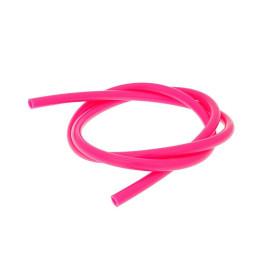 Benzineslang pink 1m - 5x9mm