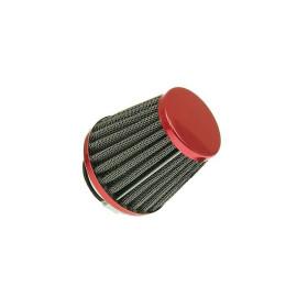 Luchtfilter Powerfilter 35mm rood