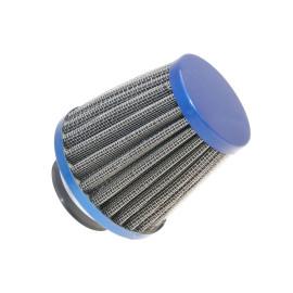 Luchtfilter Powerfilter 35mm blauw