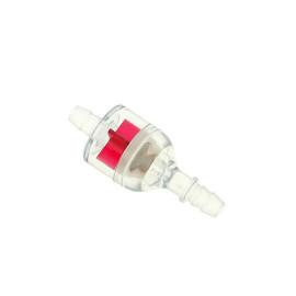 Benzinefilter Fast Flow II - rood