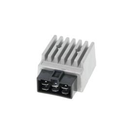Spanningsregelaar / Gelijkrichter met Knipperlicht relais voor Derbi Senda, GPR, Aprilia RX / SX 50, Gilera RCR