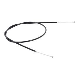 Remkabel voorkant zwart voor Simson S50, S51, S53, S70, S83 Enduro
