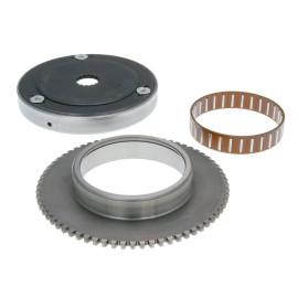 Startmotor Bendix met Starterkrans 16mm Stumpf voor CPI, Keeway