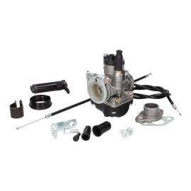 Carburateur kit Malossi PHBG 19 AS met KlemmFlens 24mm voor Kymco SF10