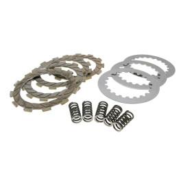 Koppelingsplaten Set Malossi versterkt 4-Reibscheiben-Koppeling voor Derbi Senda GPR, Aprilia RS RX SX, Gilera RCR, SMT EBE, EBS, D50B