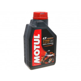 Motul Engine Oil 4-stroke 4T 7100 10W30 1 Liter
