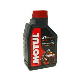 2-Takt Olie / Mengolie Motul 710 1 Liter
