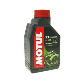 2-Takt Olie / Mengolie Motul 510 1 Liter