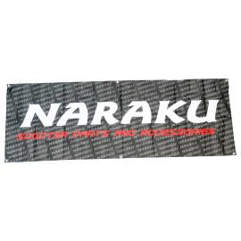 Banner Naraku (Vlaggenstof) 200x70cm