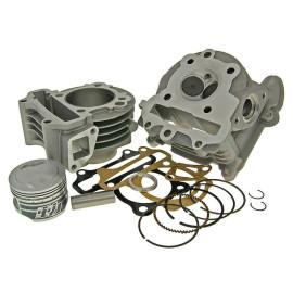 Cilinderkit Naraku V.2 90cc met Kop voor GY6, Kymco 50 2V