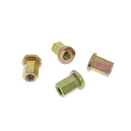 Moer Cilinderkop Naraku Set van 4 stuks - M8