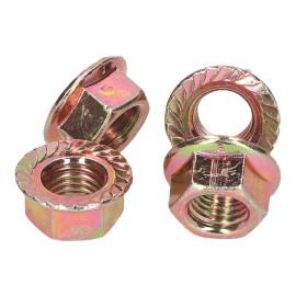 Moer Cilinderkop Naraku Set van 4 stuks - M10x1,25