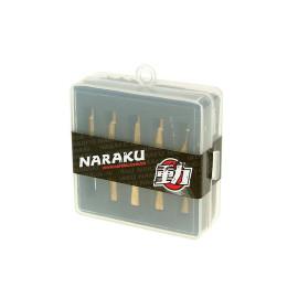 Carburateur Hoofdsproeierset  Naraku voor PWK Carburateur - 120-138