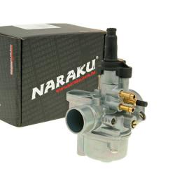 Carburateur Naraku 17,5mm E-Choke voor Peugeot verticaal