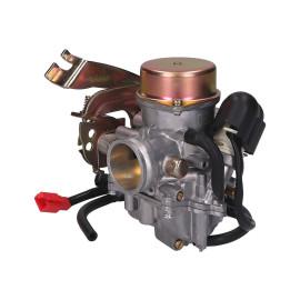 Carburateur Naraku 30mm (membraangestuurd) voor Piaggio 125-250cc