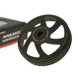 Koppelingshuis Naraku V.2 CNC 125mm voor Kymco, Honda, GY6 125/150cc