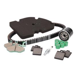 Onderhouds set OEM voor Piaggio MP3 250 = PI-1R000381