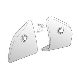 Handbescherming Puig transparant / helder voor Puig T.S. Windschild