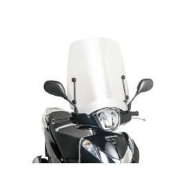 Windscherm Puig T.S. transparant / helder voor Honda SH Mode 125