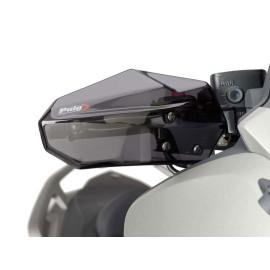 Handbescherming Puig stark getint voor Yamaha T-Max 530 (2012-)