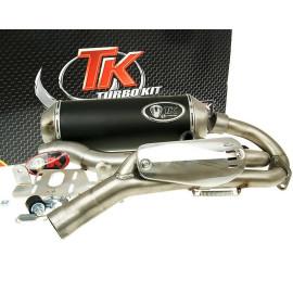 Uitlaat Turbo Kit Quad / ATV voor Yamaha YFM 700 Raptor 07-09