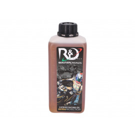Engine Oil R&D Ultra Protection Full Synthetic 2-stroke 1 Liter