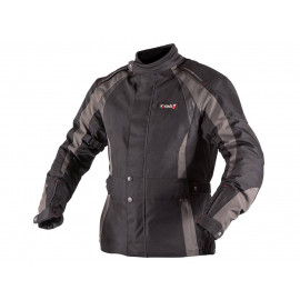 Motorcycle Jacket Speeds Drive Black Size XXL