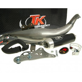 Uitlaat Turbo Kit Quad / ATV 2T voor Adly Supersonic 50cc