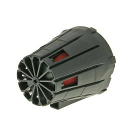 Luchtfilter Boxed 28-35mm recht zwart