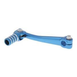 Schakelpedaal Aluminium blauw voor Minarelli AM, Crosser, SM