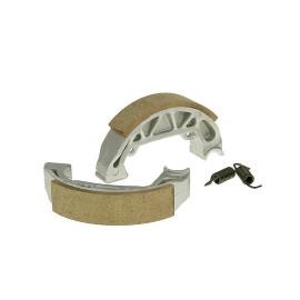 Remblokset 100x20mm voor Trommelrem voor Piaggio Free, NRG, TPH, Typhoon 50, Zip Base 25, 50