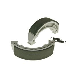 Remblokset 130x28mm voor Trommelrem voor Hyosung GV 125 Aquila