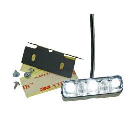 Kennzeichenbeleuchtung LED Mini universeel