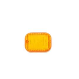Knipperlichtglas voorkant / achter voor Peugeot Trekker, Squtot orange