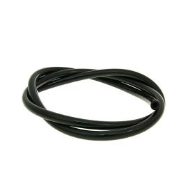 Benzineslang CR zwart 1m - 4x8mm
