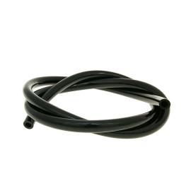 Benzineslang CR zwart 1m - 6x10mm
