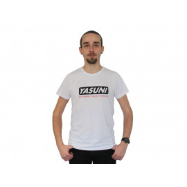 T-Shirt Yasuni wit Maat XL