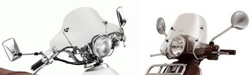 windscherm voor scooter kopen